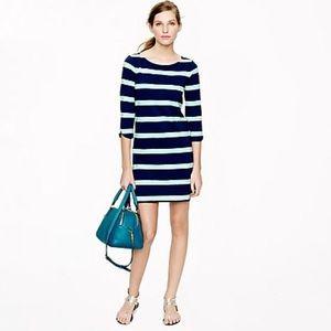 J. Crew Striped Shirttail Tomboy Dress Size M
